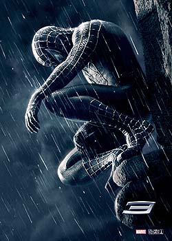 Affiche de Spiderman 3